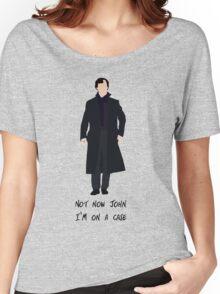 Sherlock Holmes Case Women's Relaxed Fit T-Shirt
