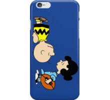 Charlie Brown & Lucy iPhone Case/Skin