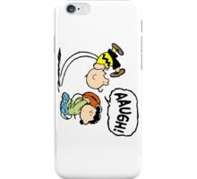 Charlie Brown and Lucy iPhone Case/Skin