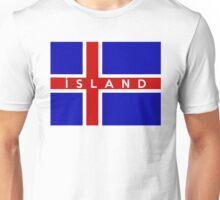 ísland Unisex T-Shirt