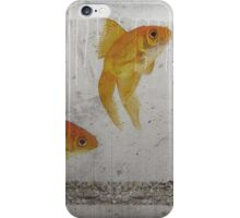 Koi in the Waves iPhone Case/Skin