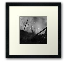 Yesterday Framed Print