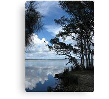 Mungo Brush, Myall Lakes, NSW, Australia Canvas Print