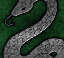 Harry Potter Slytherin Fan Art Sticker