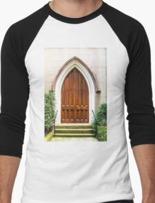 Arched Doorway in Church T-Shirt