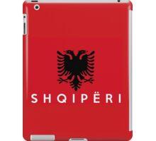Shqipëri iPad Case/Skin