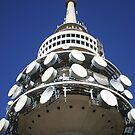 Telstra Tower, Canberra AU by aimznabz