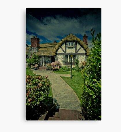 Welcome to Hobbiton Canvas Print