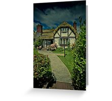 Welcome to Hobbiton Greeting Card