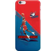 Michael Jordan Basketball iPhone Case/Skin