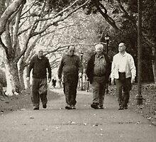 Gentlemen Forever by tegantigger