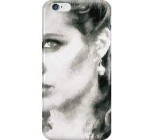 Beauty of the queen  iPhone Case/Skin