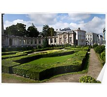 Royal Palace - Brussels, Belgium Poster