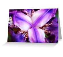 Soul of the Iris Greeting Card