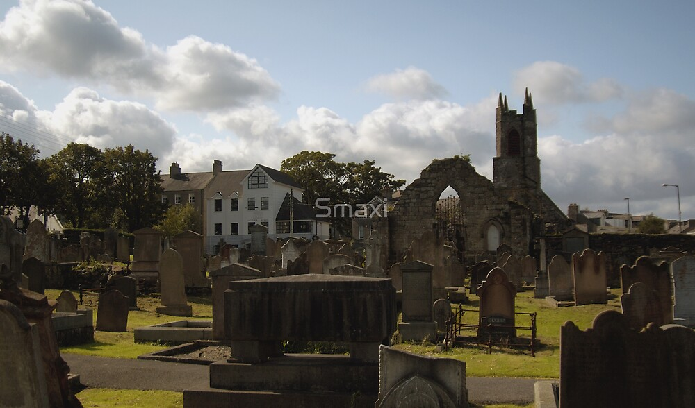 Holywood Priory Church by Smaxi