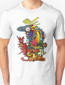 The Rainbow Launch T-Shirt