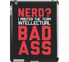 Nerd? iPad Case/Skin
