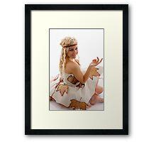 Amy Framed Print