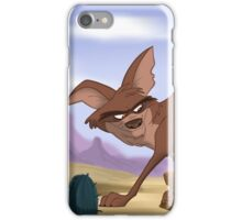 Desert Dessert iPhone Case/Skin