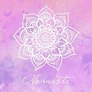 Namaste - Amethyst by CarlyMarie