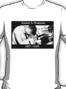 Hunter S. Thompson: Young & Drunk T-Shirt