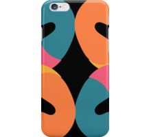 Retro Frosted Donuts iPhone Case/Skin