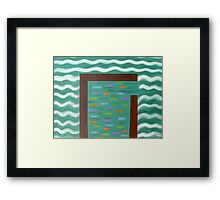 ABSTRACT 300 Framed Print