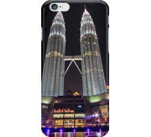 Kuala Lumpur Twin Tower iPhone Case/Skin