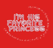 I'm His Favorite Princess (Hers of the His and Hers) Kids Clothes