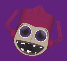 Weird Baby: Galacus by innergeekdesign
