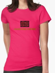 RR - Damn fine coffee Womens Fitted T-Shirt