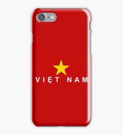 Việt Nam iPhone Case/Skin