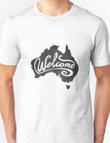 Welcome Australia T-Shirt