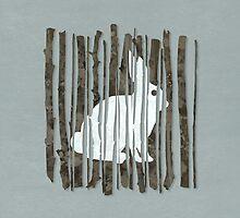 Rabbit by Alyn Spiller
