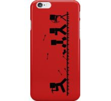 Skeletons... iPhone Case/Skin