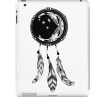 Moon and Stars Dream Catcher  iPad Case/Skin