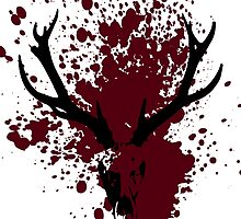 Hannibal - Splatter Series - This is My Design by pithypenny