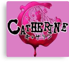 Catherine Canvas Print