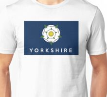 yorkshire flag Unisex T-Shirt