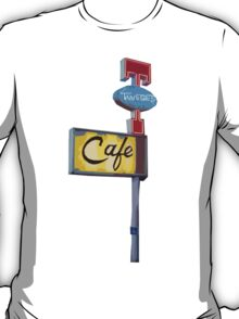 Twin Peaks - Double R Diner T-Shirt