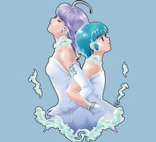 Creamy X Yuu Womens Fitted T-Shirt