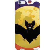 Bats and Moon iPhone Case/Skin