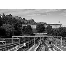 Edinburgh Express Photographic Print