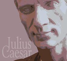 bust of caesar by earl ferguson
