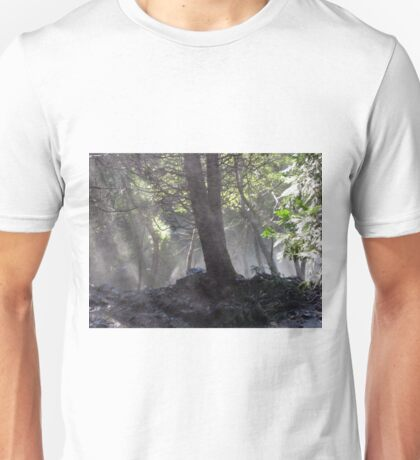 Floating Mist (Grizzly Falls 2011) Unisex T-Shirt