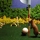 Golf by Alex Grisward