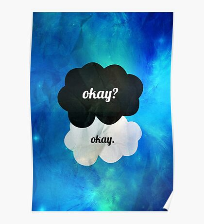 THE FAULT IN OUR STARS - JOHN GREEN Poster
