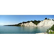 Scarborough Bluffs Photographic Print