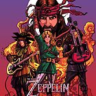 The Legend of Zeppelin by Bate-Man26