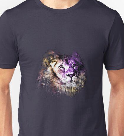 Lions Head Unisex T-Shirt